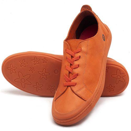 Laranja_Lima_Shoes_Sapatos_Masculinos_Tenis_Cano_Baixo_em_Couro_Laranja_-_Codigo_-_141088_2