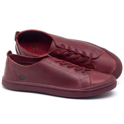 Laranja_Lima_Shoes_Sapatos_Masculinos_Tenis_Cano_Baixo_em_Couro_Roxo_-_Codigo_-_141088_1