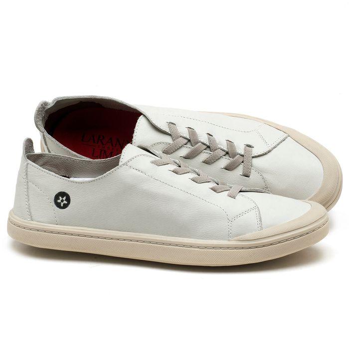 Laranja_Lima_Shoes_Sapatos_Masculinos_Tenis_Cano_Baixo_em_Couro_Off-White_-_Codigo_-_141088_1