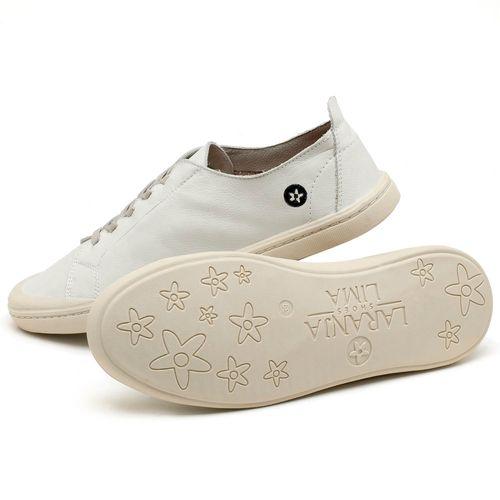 Laranja_Lima_Shoes_Sapatos_Masculinos_Tenis_Cano_Baixo_em_Couro_Off-White_-_Codigo_-_141088_3