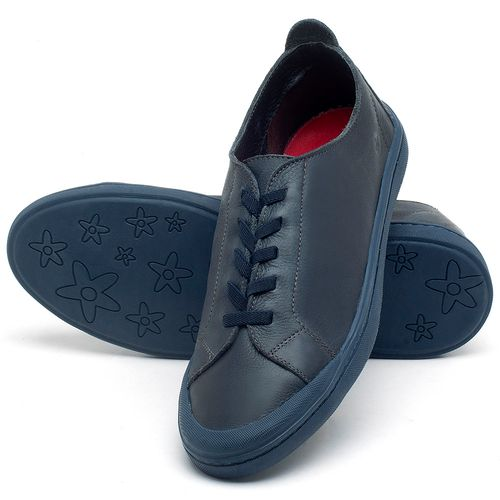Laranja_Lima_Shoes_Sapatos_Masculinos_Tenis_Cano_Baixo_em_Couro_Azul_-_Codigo_-_141088_2
