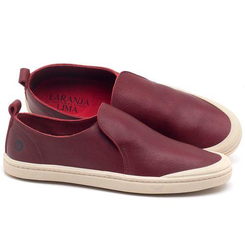 Laranja_Lima_Shoes_Sapatos_Masculinos_Tenis_Cano_Baixo_em_Couro_Roxo_-_Codigo_-_141089_1