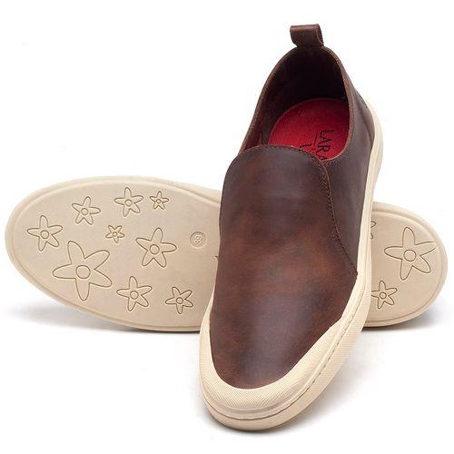 Laranja_Lima_Shoes_Sapatos_Masculinos_Tenis_Cano_Baixo_em_Couro_Marrom_-_Codigo_-_141089_2