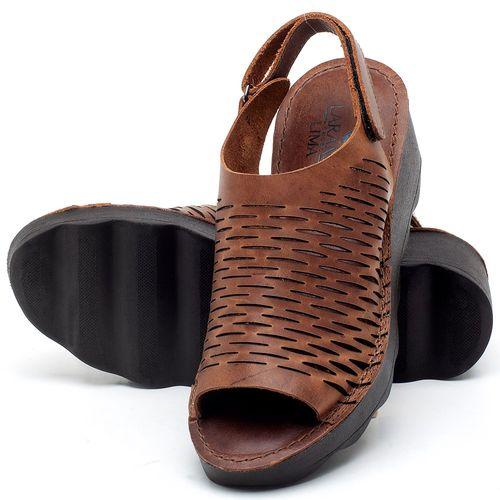 Laranja_Lima_Shoes_Sapatos_Femininos_Ana_Bela_Tratorada_Salto_de_Frente_2_cm_e_Atras_5_cm_em_Couro_Marrom_-_Codigo_-_141052_2