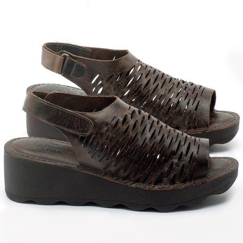 Laranja_Lima_Shoes_Sapatos_Femininos_Ana_Bela_Tratorada_Salto_de_Frente_2_cm_e_Atras_5_cm_em_Couro_Verde_-_Codigo_-_141052_1