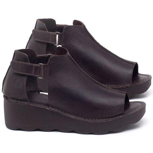 Laranja_Lima_Shoes_Sapatos_Femininos_Ana_Bela_Tratorada_Salto_de_Frente_2_cm_e_Atras_5_cm_em_Couro_Cafe_-_Codigo_-_141007_1