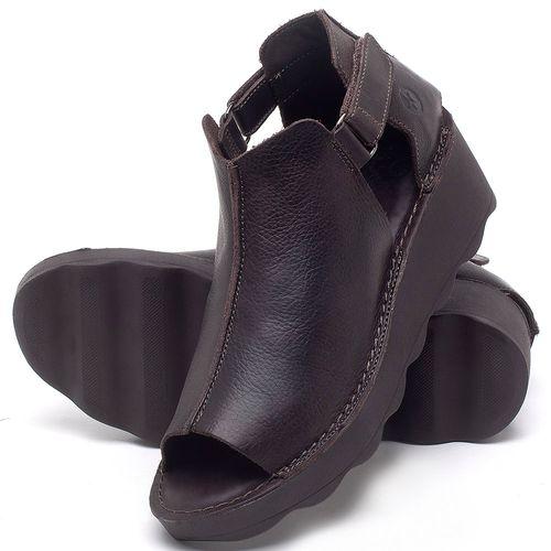 Laranja_Lima_Shoes_Sapatos_Femininos_Ana_Bela_Tratorada_Salto_de_Frente_2_cm_e_Atras_5_cm_em_Couro_Cafe_-_Codigo_-_141007_2
