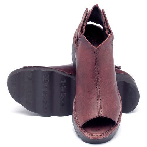 Laranja_Lima_Shoes_Sapatos_Femininos_Ana_Bela_Tratorada_Salto_de_Frente_2_cm_e_Atras_5_cm_em_Couro_Vinho_-_Codigo_-_141007_2