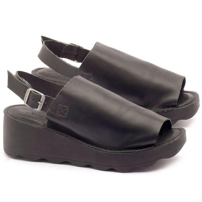 Laranja_Lima_Shoes_Sapatos_Femininos_Ana_Bela_Tratorada_Salto_de_Frente_2_cm_e_Atras_5_cm_em_Couro_Preto_-_Codigo_-_141036_1