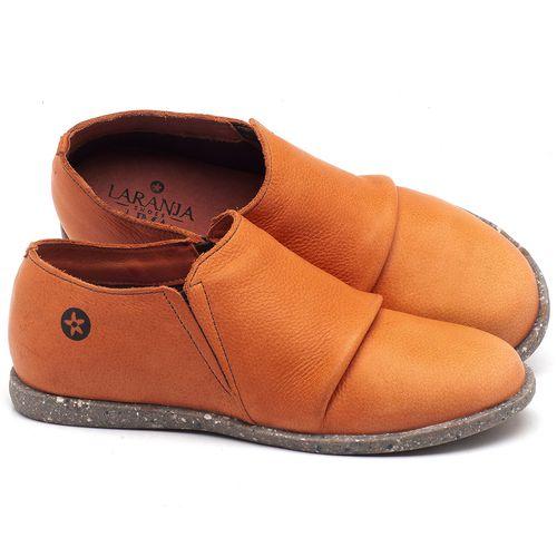 Laranja_Lima_Shoes_Sapatos_Femininos_Flat_Shoes_em_Couro_Laranja_-_Codigo_-_137221_1