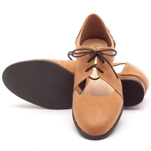 Laranja_Lima_Shoes_Sapatos_Femininos_Oxford_Laranja_Lima_Shoes_Salto_de_2_cm_em_Couro_Caramelo_-_Codigo_-_9411_1