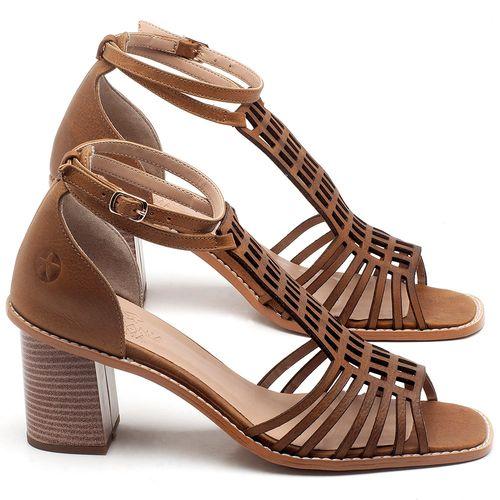 Laranja_Lima_Shoes_Sapatos_Femininos_Sandalia_Laranja_Lima_Shoes_Classic_Salto_de_6_cm_em_Couro_Marrom_-_Codigo_-_3551_1