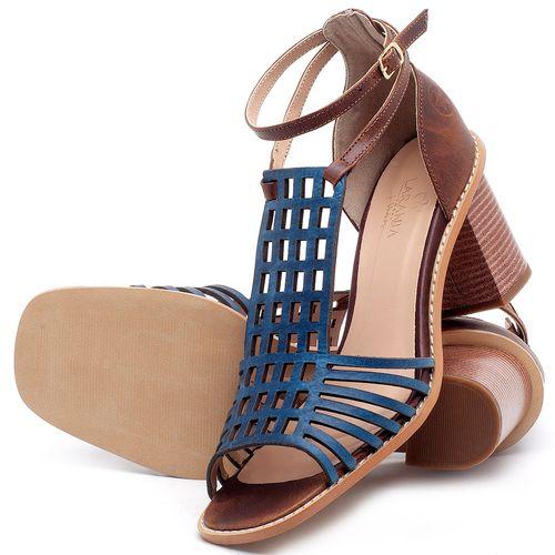 Laranja_Lima_Shoes_Sapatos_Femininos_Sandalia_Laranja_Lima_Shoes_Classic_Salto_de_6_cm_em_Couro_Bicolor_-_Codigo_-_3551_2