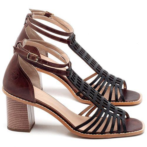 Laranja_Lima_Shoes_Sapatos_Femininos_Sandalia_Laranja_Lima_Shoes_Classic_Salto_de_6_cm_em_Couro_Bicolor_-_Codigo_-_3551_1