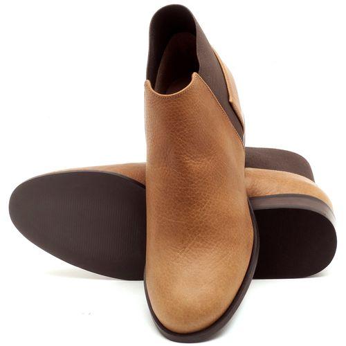 Laranja_Lima_Shoes_Sapatos_Femininos_Bota_Cano_Curto_Salto_de_2_cm_em_Couro_Bicolor_-_Codigo_-_9436_2
