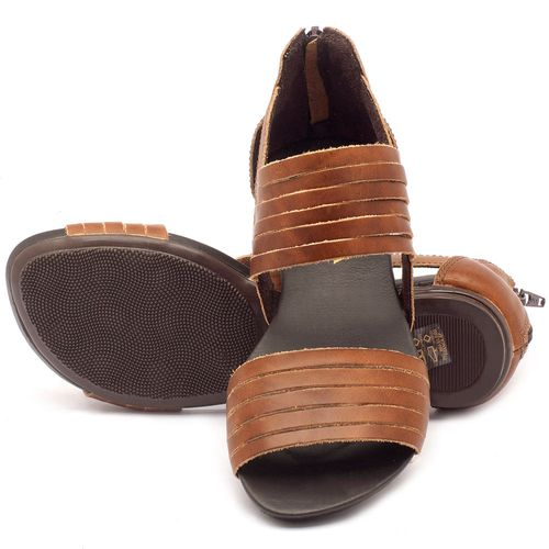 Laranja_Lima_Shoes_Sapatos_Femininos_Sandalia_Rasteira_Flat_em_Couro_Caramelo_-_Codigo_-_137009_2