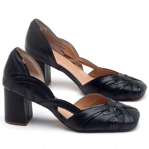 Laranja_Lima_Shoes_Sapatos_Femininos_Scarpin_Salto_Medio_de_6_cm_em_Couro_Preto_-_Codigo_-_3599_1