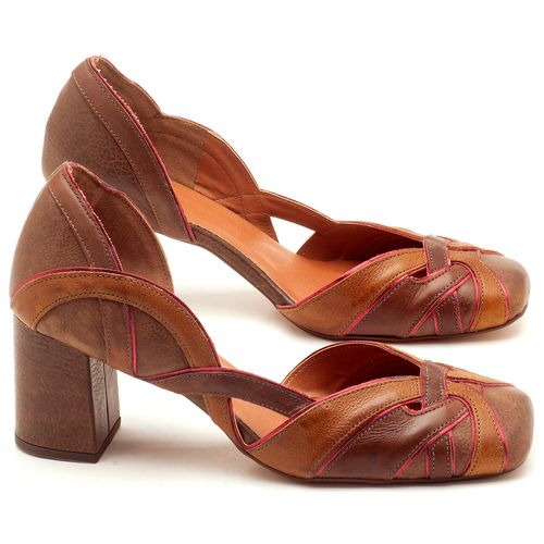 Laranja_Lima_Shoes_Sapatos_Femininos_Scarpin_Salto_Medio_de_6_cm_em_Couro_Bicolor_-_Codigo_-_3599_1