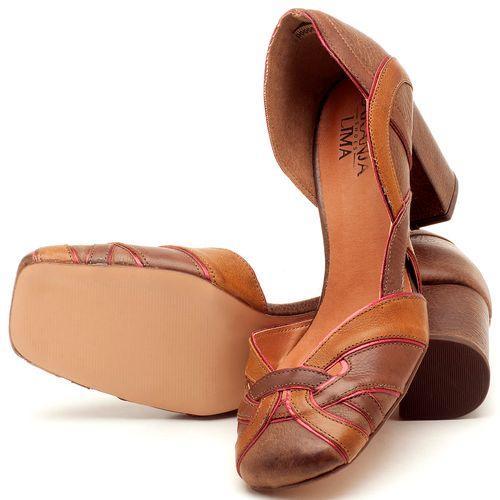 Laranja_Lima_Shoes_Sapatos_Femininos_Scarpin_Salto_Medio_de_6_cm_em_Couro_Bicolor_-_Codigo_-_3599_2