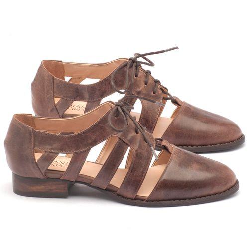 Laranja_Lima_Shoes_Sapatos_Femininos_Oxford_Laranja_Lima_Shoes_Salto_de_2_cm_em_Couro_Cafe_-_Codigo_-_9410_1
