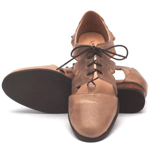 Laranja_Lima_Shoes_Sapatos_Femininos_Oxford_Laranja_Lima_Shoes_Salto_de_2_cm_em_Couro_Bege_-_Codigo_-_9410_2