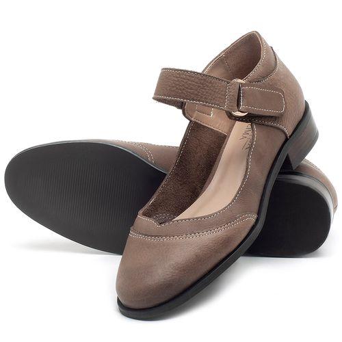 Laranja_Lima_Shoes_Sapatos_Femininos_Oxford_Laranja_Lima_Shoes_Salto_de_2_cm_em_Couro_Fendi_-_Codigo_-_9400_2