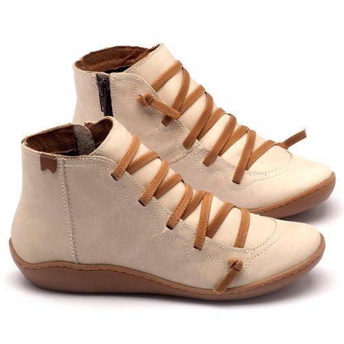Laranja_Lima_Shoes_Sapatos_Femininos_Tenis_Cano_Alto_em_Couro_Off-white_-_Codigo_-_139003_1