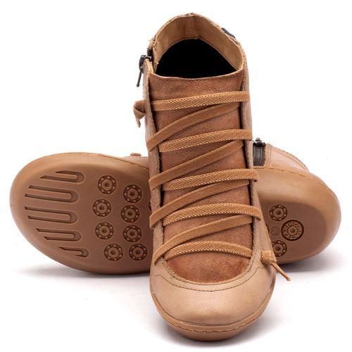 Laranja_Lima_Shoes_Sapatos_Femininos_Tenis_Cano_Alto_em_Couro_Bege_-_Codigo_-_139003_2