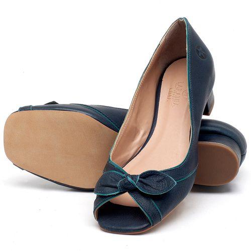 Laranja_Lima_Shoes_Sapatos_Femininos_Peep_Toe_Laranja_Lima_Shoes_Salto_de_4_cm_em_Couro_Marinho_-_Codigo_-_3473_2