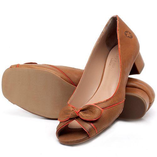 Laranja_Lima_Shoes_Sapatos_Femininos_Peep_Toe_Laranja_Lima_Shoes_Salto_de_4_cm_em_Couro_Caramelo_-_Codigo_-_3473_2