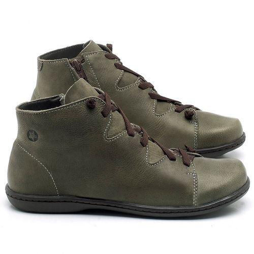 Laranja_Lima_Shoes_Sapatos_Femininos_Tenis_Cano_Alto_em_Couro_Verde_-_Codigo_-_56190_1