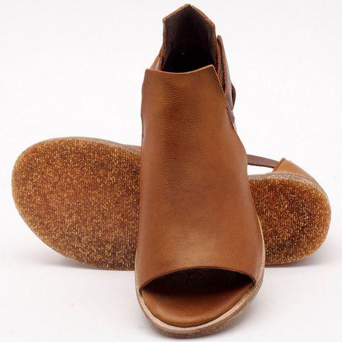 Laranja_Lima_Shoes_Sapatos_Femininos_Sandalia_Rasteira_Flat_em_Couro_Caramelo_-_Codigo_-_141040_2