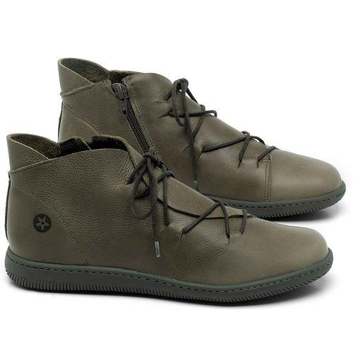 Laranja_Lima_Shoes_Sapatos_Femininos_Tenis_Cano_Alto_em_Couro_Verde_-_Codigo_-_137254_1
