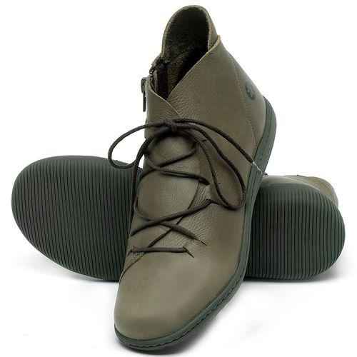 Laranja_Lima_Shoes_Sapatos_Femininos_Tenis_Cano_Alto_em_Couro_Verde_-_Codigo_-_137254_2