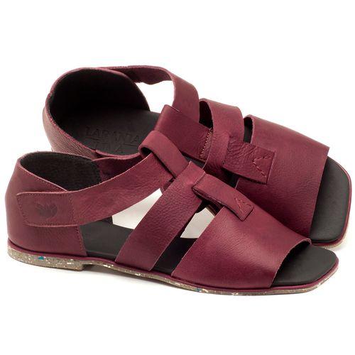 Laranja_Lima_Shoes_Sapatos_Femininos_Sandalia_Rasteira_Flat_em_Couro_Roxo_-_Codigo_-_145029_1