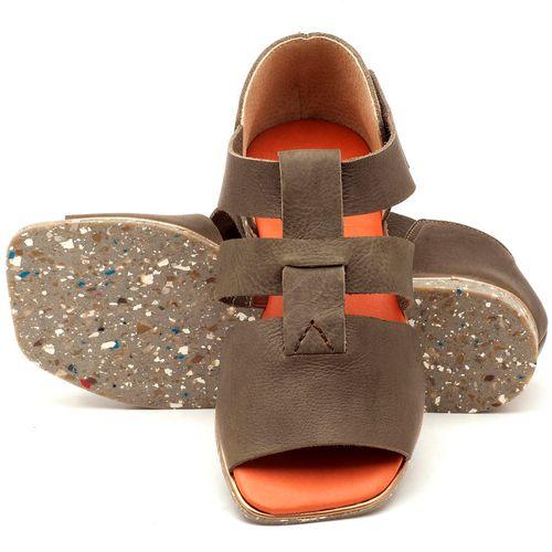Laranja_Lima_Shoes_Sapatos_Femininos_Sandalia_Rasteira_Flat_em_Couro_Musgo_-_Codigo_-_145029_2