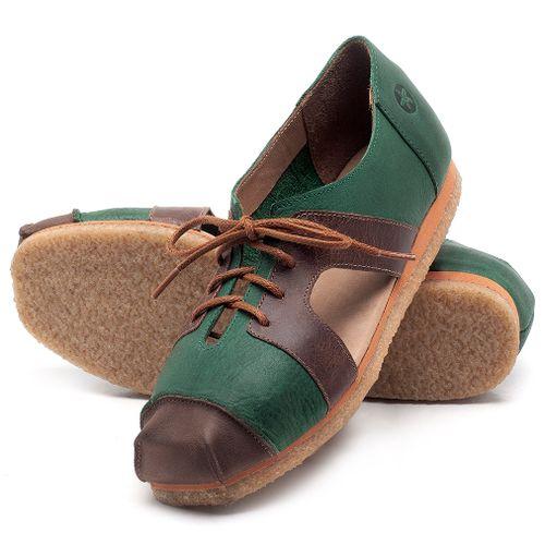 Laranja_Lima_Shoes_Sapatos_Femininos_Sapatilha_Alternativa_em_Couro_Bicolor_-_Codigo_-_3054_2