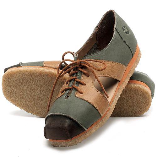 Laranja_Lima_Shoes_Sapatos_Femininos_Sapatilha_Alternativa_em_Couro_Multicolor_-_Codigo_-_3054_2
