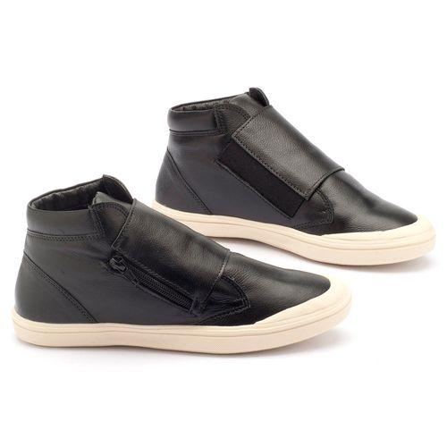 Laranja_Lima_Shoes_Sapatos_Femininos_Tenis_Cano_Alto_em_Couro_Preto_-_Codigo_-_56090_1