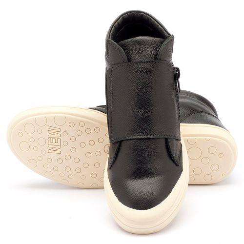 Laranja_Lima_Shoes_Sapatos_Femininos_Tenis_Cano_Alto_em_Couro_Preto_-_Codigo_-_56090_2