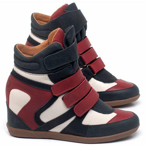 Laranja_Lima_Shoes_Sapatos_Femininos_Tenis_Cano_Alto_Salto_de_7_cm_em_Couro_Colorido_-_Codigo_-_56202_1