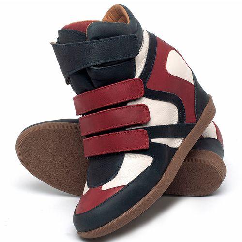 Laranja_Lima_Shoes_Sapatos_Femininos_Tenis_Cano_Alto_Salto_de_7_cm_em_Couro_Colorido_-_Codigo_-_56202_2