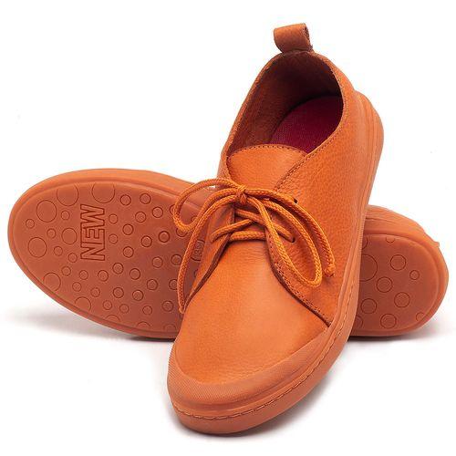 Laranja_Lima_Shoes_Sapatos_Femininos_Tenis_Cano_Baixo_em_Couro_Laranja_-_Codigo_-_141076_2