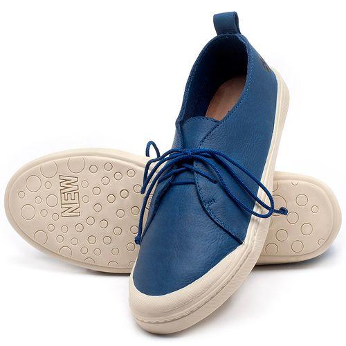 Laranja_Lima_Shoes_Sapatos_Femininos_Tenis_Cano_Baixo_em_Couro_Azul_-_Codigo_-_141076_2