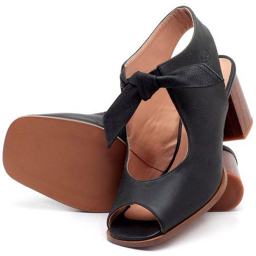 Laranja_Lima_Shoes_Sapatos_Femininos_Sandalia_Laranja_Lima_Shoes_Classic_Salto_de_6_cm_em_Couro_Preto_-_Codigo_-_3688_2