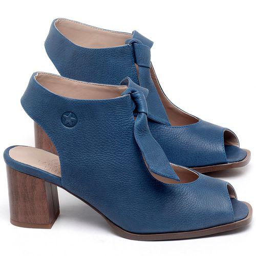 Laranja_Lima_Shoes_Sapatos_Femininos_Sandalia_Laranja_Lima_Shoes_Classic_Salto_de_6_cm_em_Couro_Azul_-_Codigo_-_3688_1