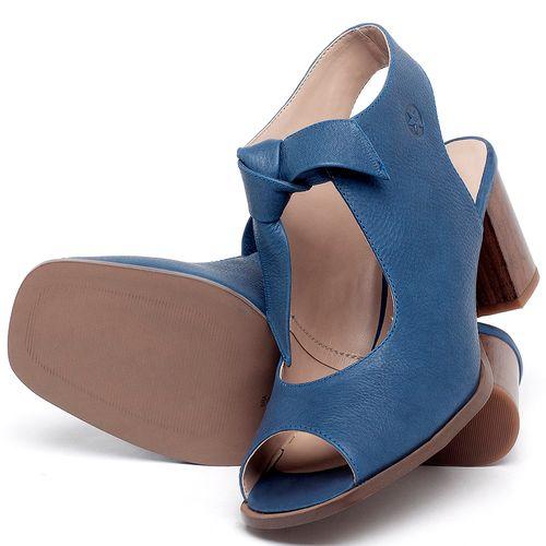 Laranja_Lima_Shoes_Sapatos_Femininos_Sandalia_Laranja_Lima_Shoes_Classic_Salto_de_6_cm_em_Couro_Azul_-_Codigo_-_3688_2