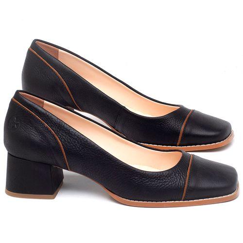 Laranja_Lima_Shoes_Sapatos_Femininos_Scarpin_Salto_Alto_de_4_cm_em_Couro_Preto_-_Codigo_-_3715_1
