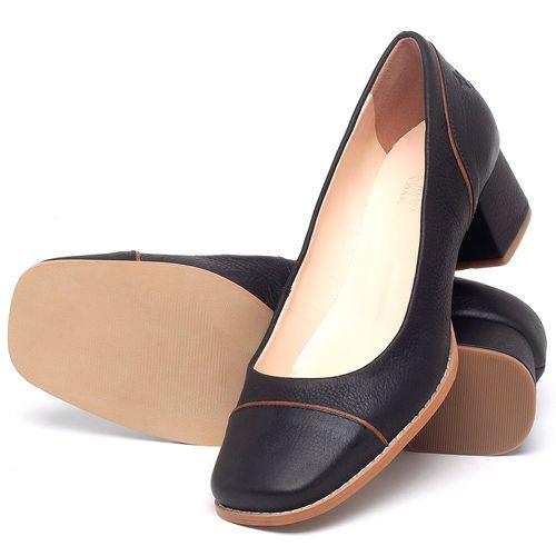 Laranja_Lima_Shoes_Sapatos_Femininos_Scarpin_Salto_Alto_de_4_cm_em_Couro_Preto_-_Codigo_-_3715_2