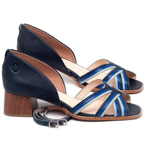 Laranja_Lima_Shoes_Sapatos_Femininos_Sandalia_Laranja_Lima_Shoes_Classic_Salto_de_4_cm_em_Couro_Azul_-_Codigo_-_3716_1